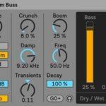 drums bus